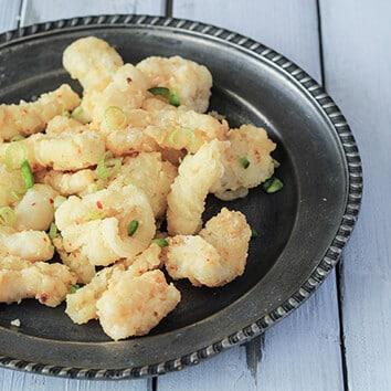 Wiltshire Chilli Farm - Garlic Chilli Salt Squid - Small