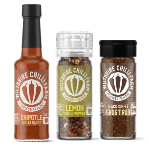 Wiltshire Chilli Farm - BBQ Bundle