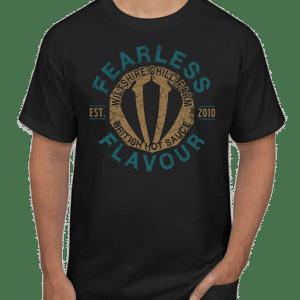 Wiltshire Chilli Farm - T-shirt Design 1