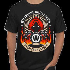 Wiltshire Chilli Farm - T-shirt Design 2